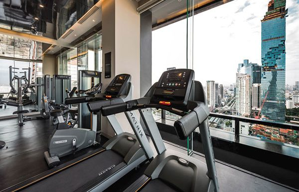M-Silom-Bangkok-condo-for-sale-fitness-center