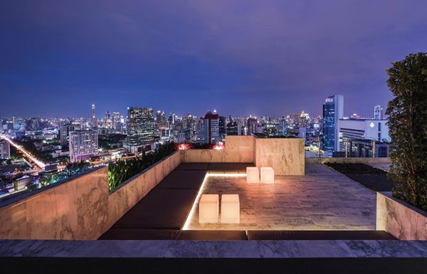 M-Silom-Bangkok-condo-for-sale-meditation-garden