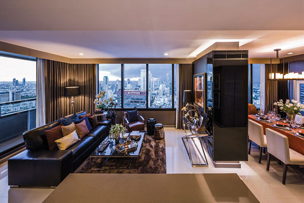 M-Silom-Bangkok-condo-3-bedroom-for-sale-5